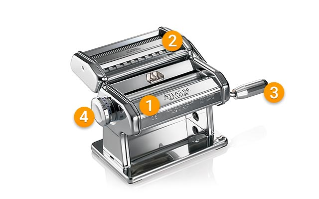 Best Pasta Makers Of 2018 Fabulouspasta Reviews