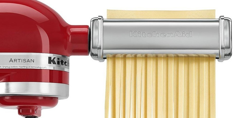 kitchenaid pasta maker kitchenaid pasta roller amp cutter attachment set review 10912