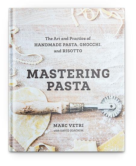 Mastering Pasta by Marc Vetri