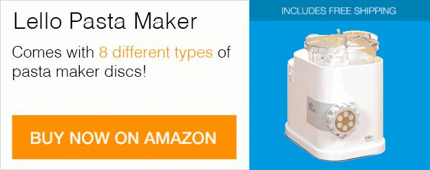 Buy the Lello Pasta Maker on Amazon.com