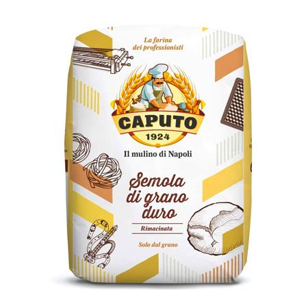 Italian Pasta Flour Antimo Caputo Semolina