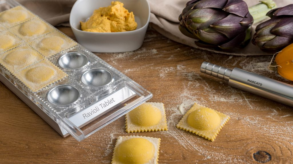 Essential pasta tools for fresh pasta and homemade ravioli
